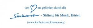 Stockhausen Stiftung